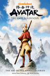 Avatar: The Last Airbender - The Art of the Animated Series - nick & dent
