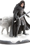 Game of Thrones Statue: Jon Snow & Ghost