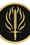 Dragon Age II Embroidered Patch: Templars