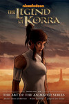 Legend of Korra: The Art of the Animated Series HC Book One - Air