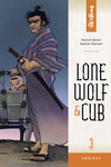 Lone Wolf and Cub Omnibus Volume 3 TPB - nick & dent