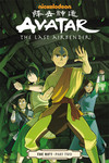 Avatar: The Last Airbender Volume 8 TPB - The Rift Part 2 - nick & dent