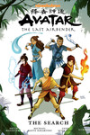 Avatar: The Last Airbender - The Search Library Edition HC - nick & dent