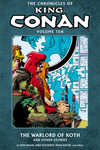 Chronicles of King Conan Volume 10: The Warlord of Koth and Other Stories TPB - nick & dent