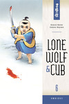 Lone Wolf and Cub Omnibus Volume 6 TPB - nick & dent