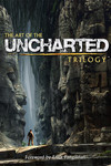Art of the Uncharted Trilogy HC - nick & dent