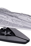 Mass Effect Alliance Cruiser Ship Replica Silver-Plated Limited Edition