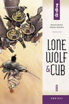 Lone Wolf and Cub Omnibus Volume 8 TPB - nick & dent