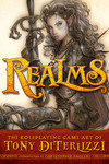 Realms: The Roleplaying Game Art of Tony DiTerlizzi Ltd. Ed. HC