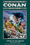 Chronicles of Conan Volume 31: Empire of the Undead and Other Stories TPB