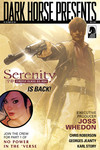 Serenity: No Power in the 'Verse #1 (Adam Hughes 30th anniversary variant cover)