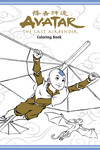 Avatar: The Last Airbender Coloring Book TPB