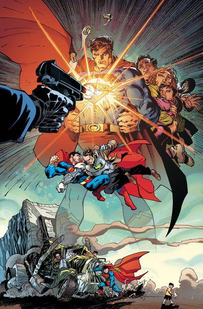 7//3//19 BATGIRL #36 Joshua Middleton Variant DC Comics 2019