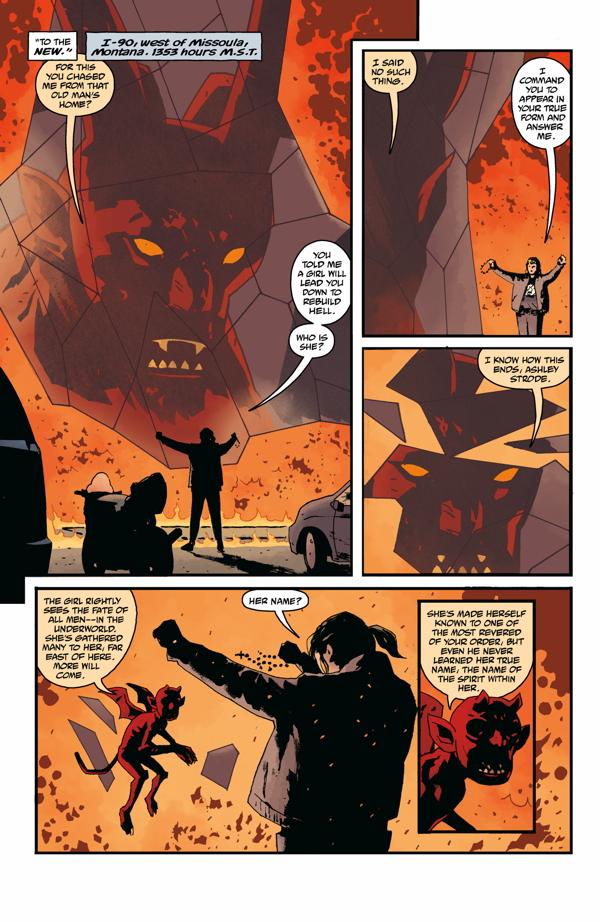 85c93cfb3002a B.P.R.D.: The Devil You Know #2 :: Profile :: Dark Horse Comics