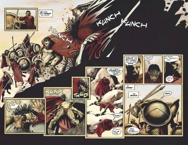 300 HC :: Profile :: Dark Horse Comics