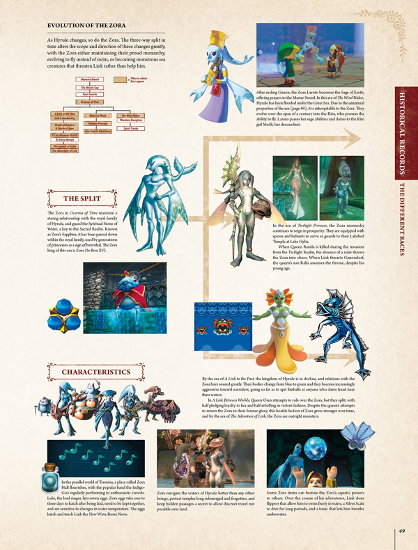 the legend of zelda encyclopedia pdf español