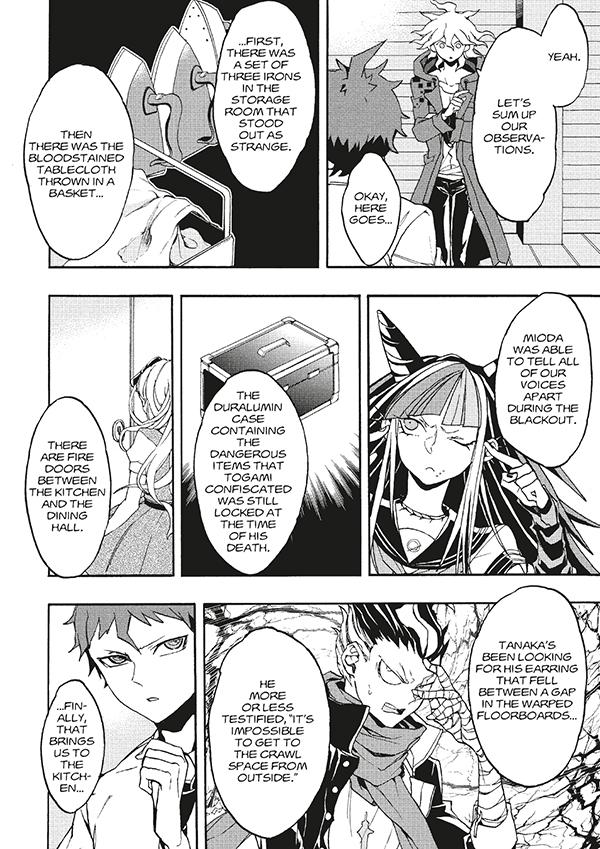 Danganronpa 2: Ultimate Luck and Hope and Despair Volume 1 TPB