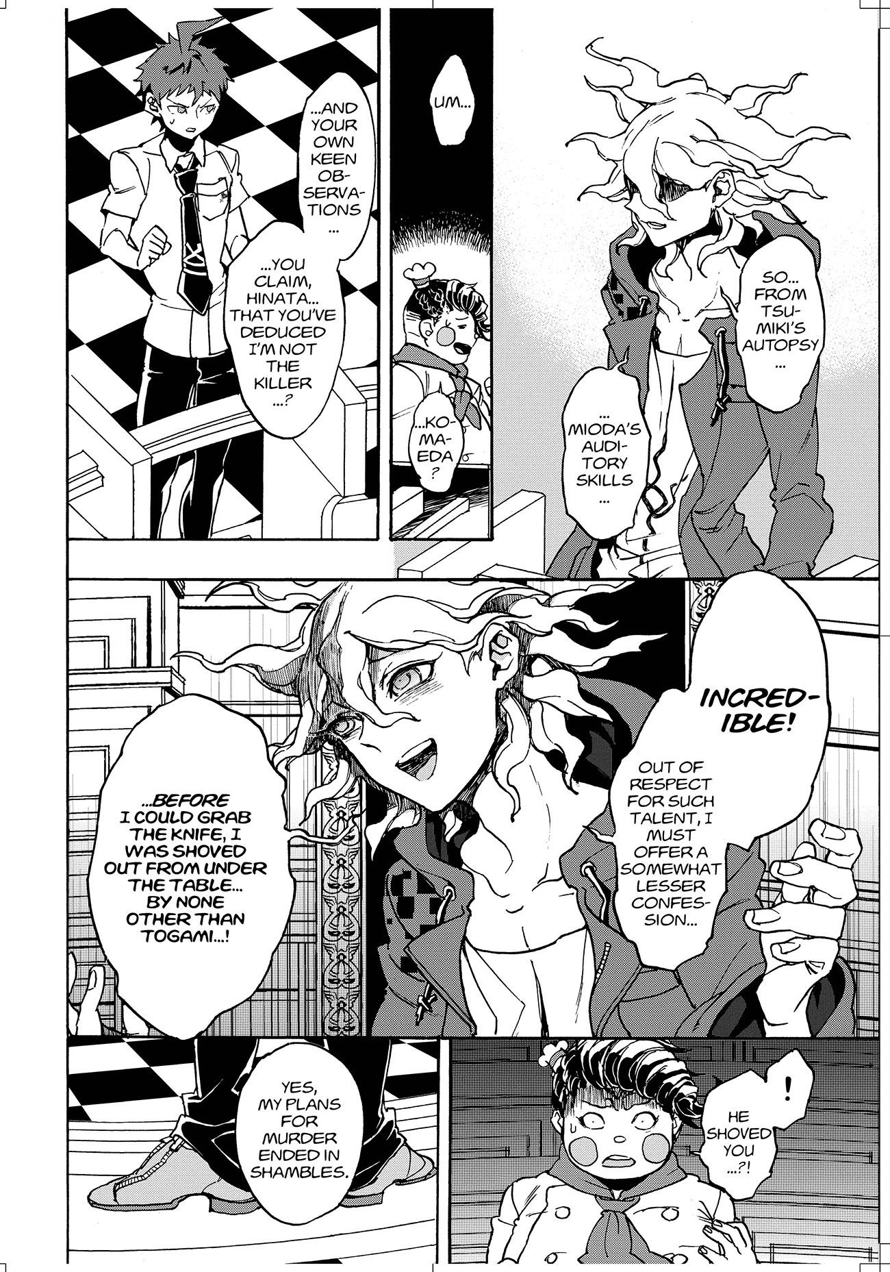 Danganronpa 2: Ultimate Luck and Hope and Despair Volume 2 TPB