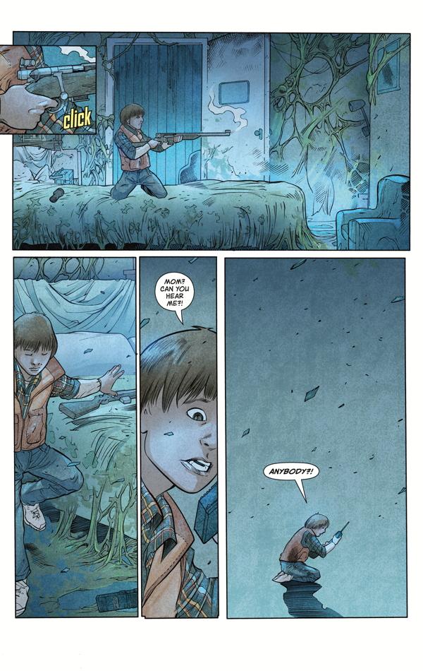 Stranger Things #2 :: Profile :: Dark Horse Comics