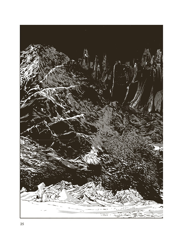 H P  Lovecraft's At the Mountains of Madness Volume 1 TPB
