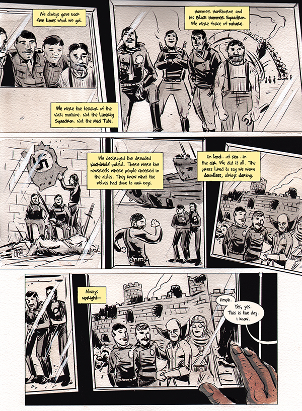 Jeff Lemire//Matt Kindt 2019 #1 Dark Horse Details about  /Black Hammer 45 NM