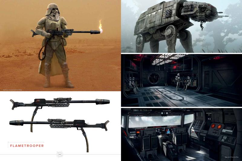 دانلود آرت بوک Star Wars Jedi Fallen Order - کتاب هنری بازی جنگ ستارگان