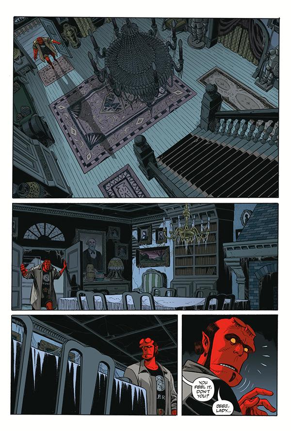 Mignola Hellboy Dark Horse