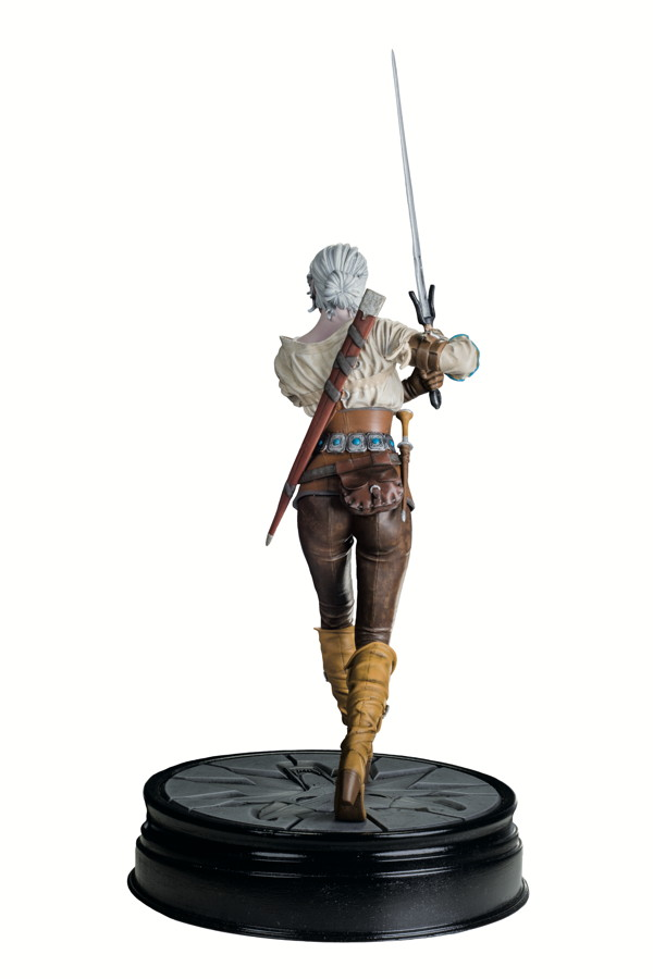 Dark Horse Deluxe The Witcher 3 Ciri Figure Wild Hunt