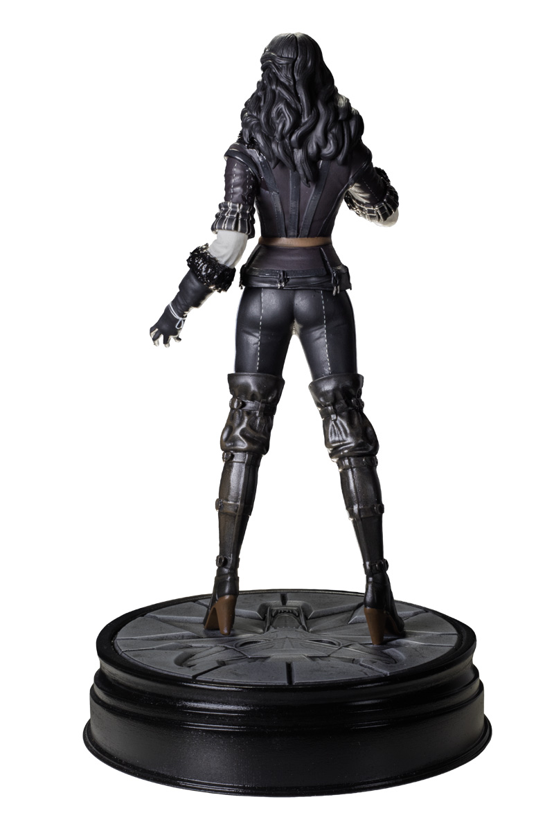 The Witcher 3 Wild Hunt Yennefer Figure Profile