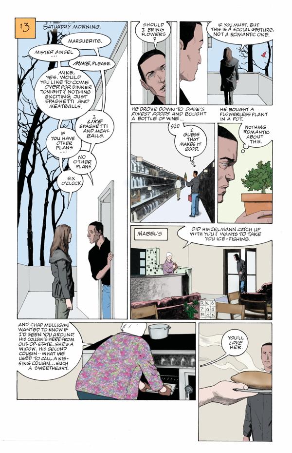 American Gods: My Ainsel #8 :: Profile :: Dark Horse Comics
