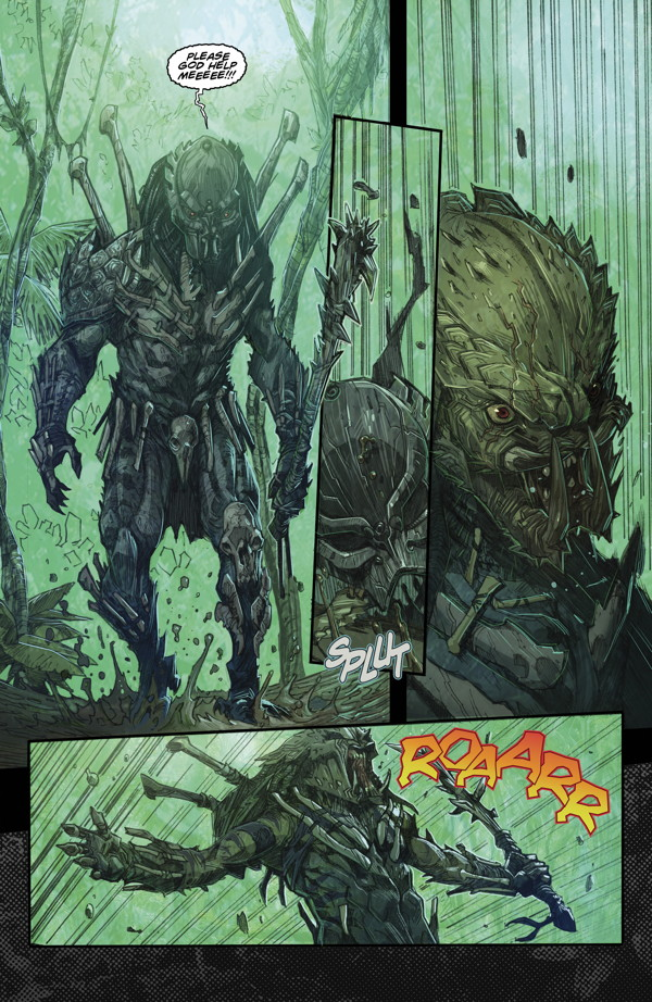 Predator Hunters #1 Cover A