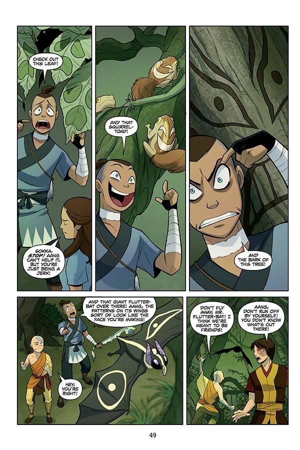 avatar comics the promise part 3 pdf