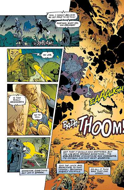 Aliens Xenogenesis 1 Of 4 Profile Dark Horse Comics