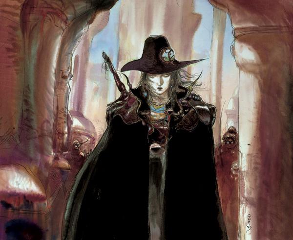 Coffin The Art of Vampire Hunter D  Profile  Dark Horse