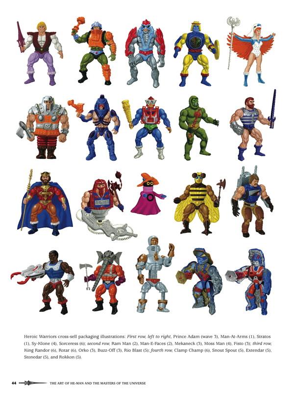 He-Man Charaktere