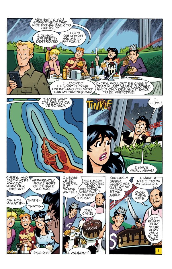 Archie Vs Predator 2 Robert Hack Variant Cover