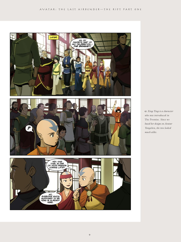 Avatar The Last Airbender The Rift Library Edition Hc Current