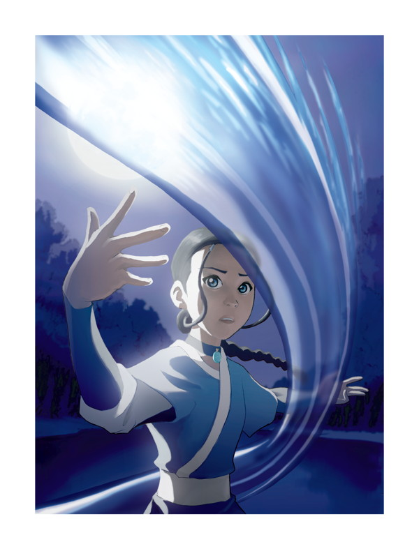 Avatar: The Last Airbender -- The Poster Collection ...