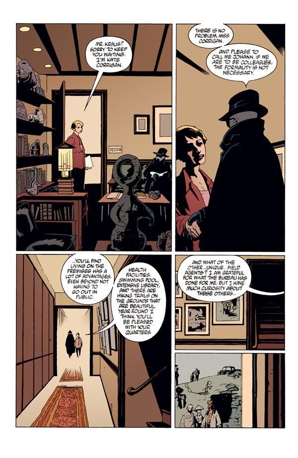 B.P.R.D: Plague of Frogs Volume 1 TPB :: Profile :: Dark Horse Comics