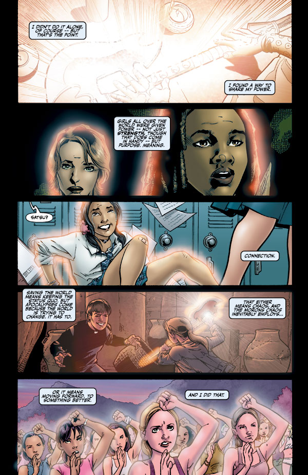 Buffy The Vampire Slayer Season 8 Volume 2 Library Edition HC