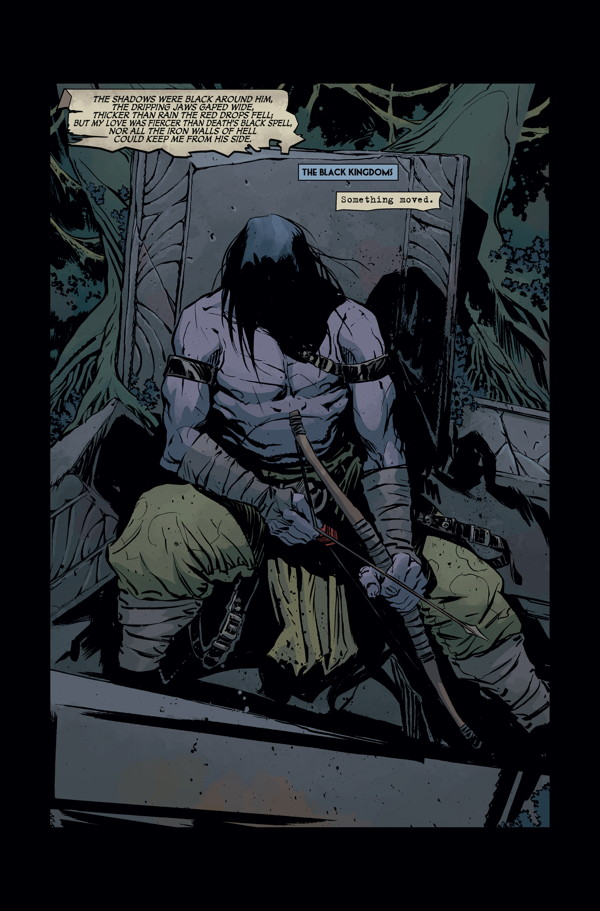 Conan The Barbarian 24 Profile Dark Horse Comics
