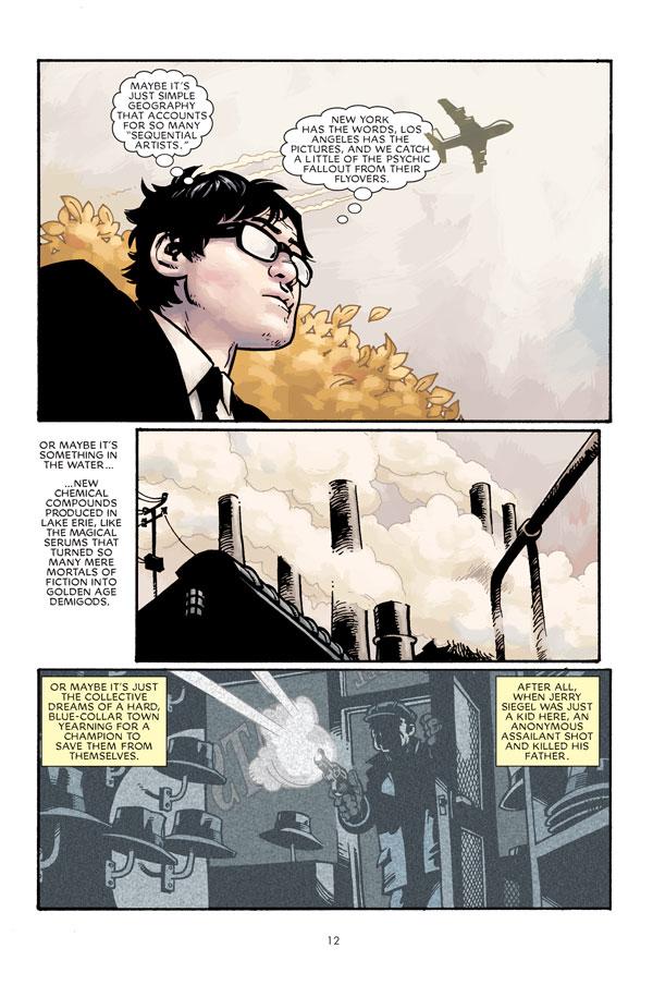The Escapists Tpb Profile Dark Horse Comics