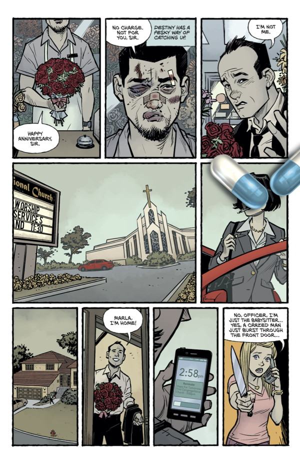 Fight Club 2 #1 review