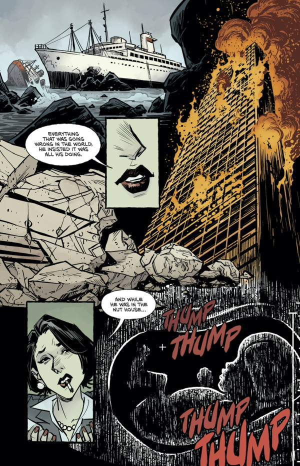 35bee0175e863 Fight Club 2 #1 (Lee Bermejo variant cover) :: Profile :: Dark Horse ...
