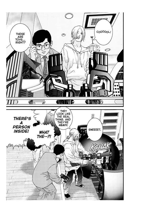 Pdf gantz manga