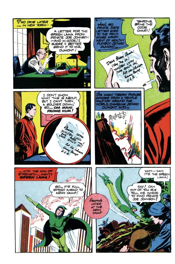 NEW Green Lama Archives Volume 1 and 2 Dark Horse hardcovers Mac Raboy Art!