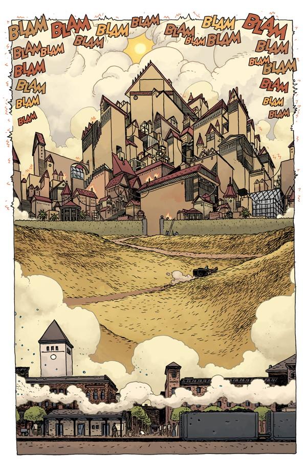 House of Penance #1 :: Profile :: Dark Horse Comics