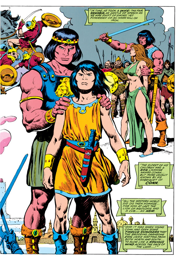 The Chronicles Of King Conan Volume 1 Tpb Profile