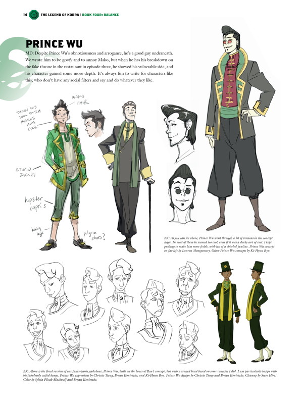 The legend of korra the art of the animated series book four preview voltagebd Images