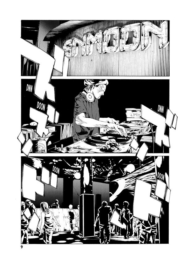 MPD-Psycho Volume 10 :: Profile :: Dark Horse Comics